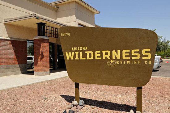 Arizona Wildreness Brewing