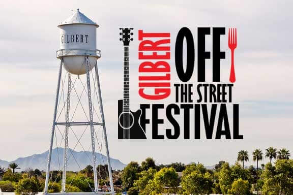 Gilbert Off the Street Art and Music Festival