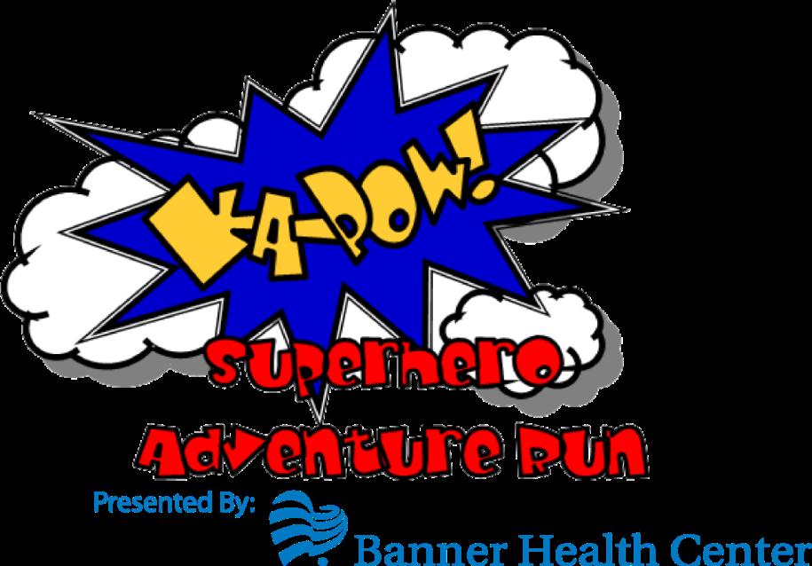 Ka-Pow Superhero Adventure Run