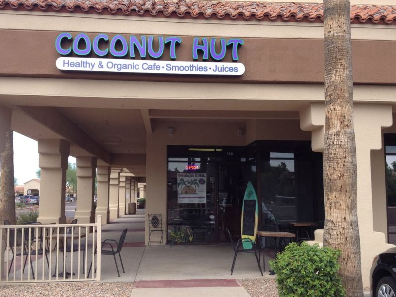 Coconut Hut