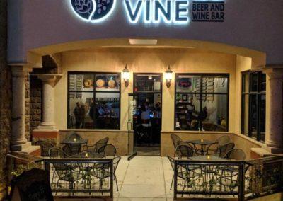Divided Vine