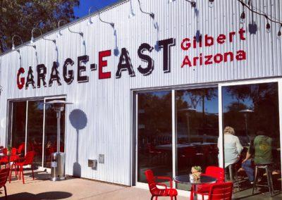 Garage East
