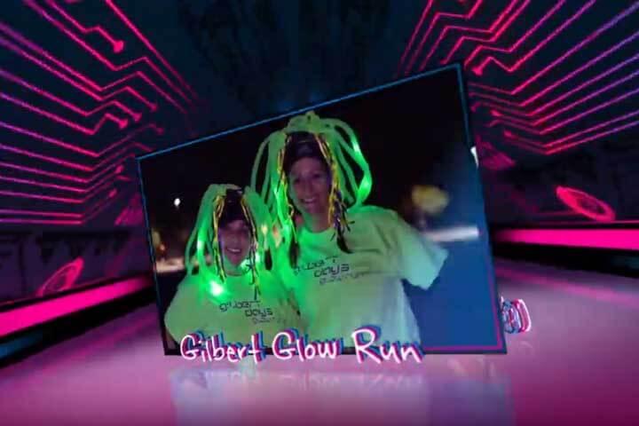 Gilbert Glow Run