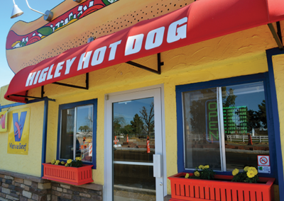 Higley Hot Dog Hut