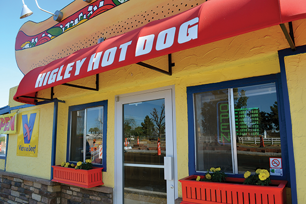 Higley Hot Dog Hut