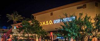 OHSO Brewery + Distillery