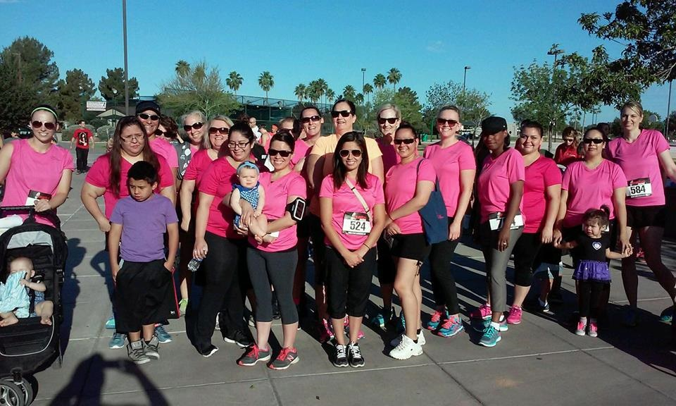 Dignity Health East Valley 5K