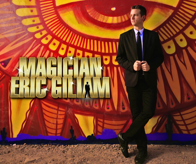 The Magic and Illusions of Eric Giliam