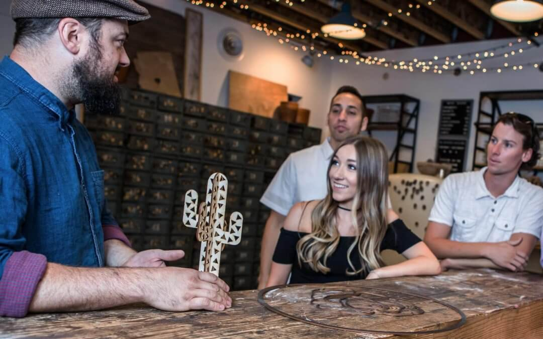 Shop Gilbert: Finding the Ideal Gift