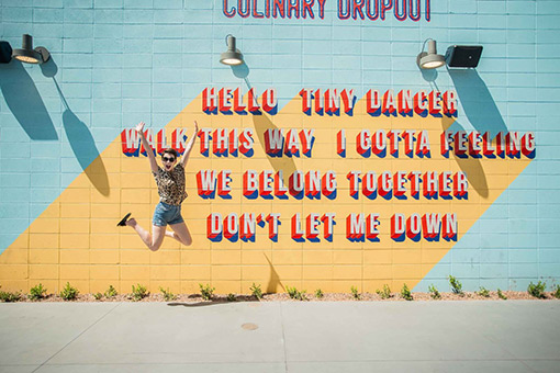 Jump for the lyrics at Culinary Drop Out
