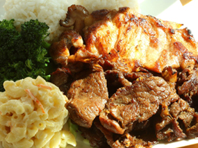 Big Island Hawaiian BBQ