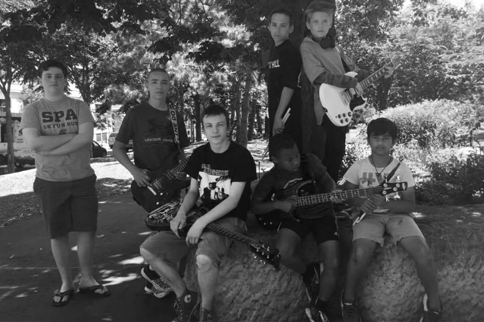 School of Rock Songwriting Camp – June 10-14