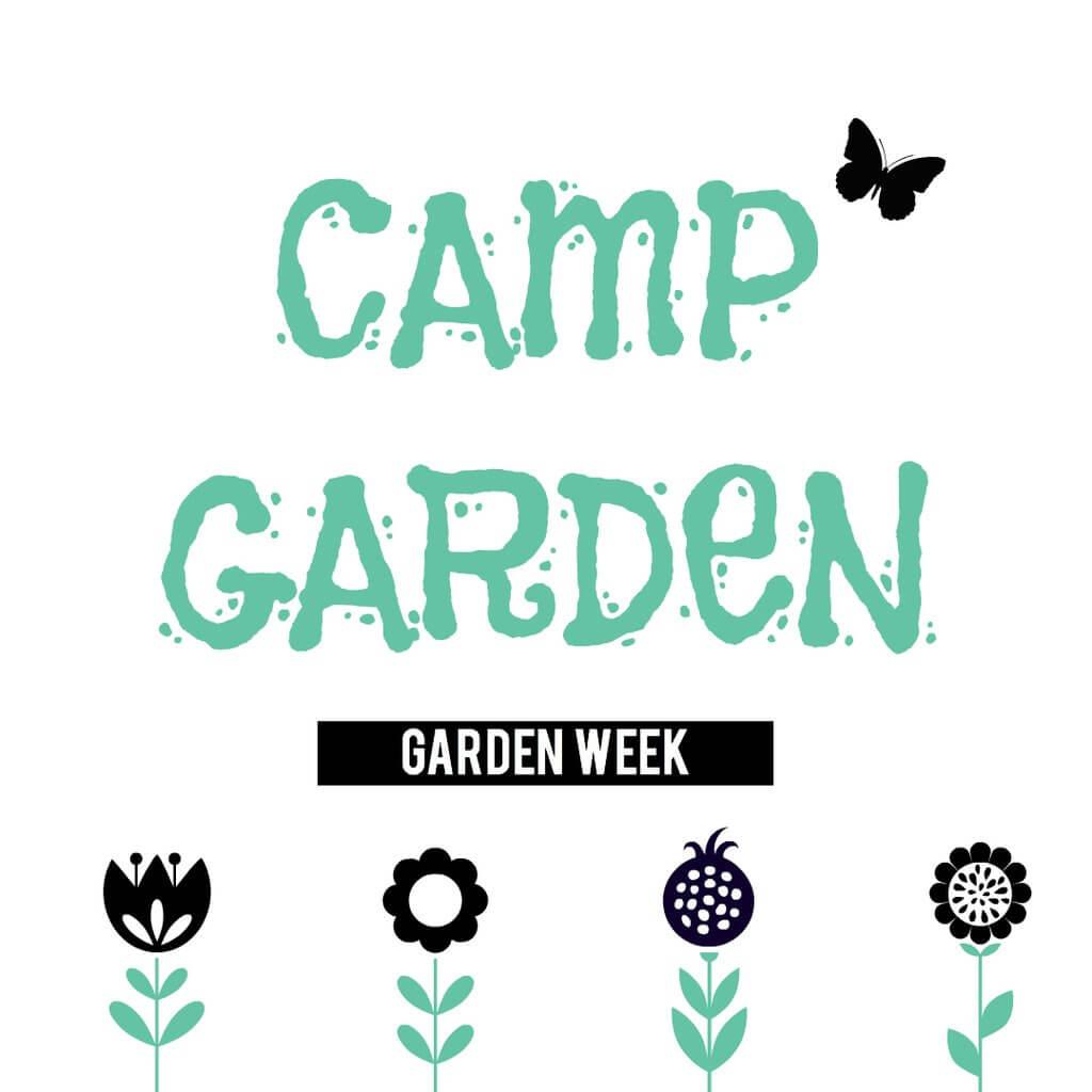 Camp Garden Summer Camp – July 8-10 – Afternoon