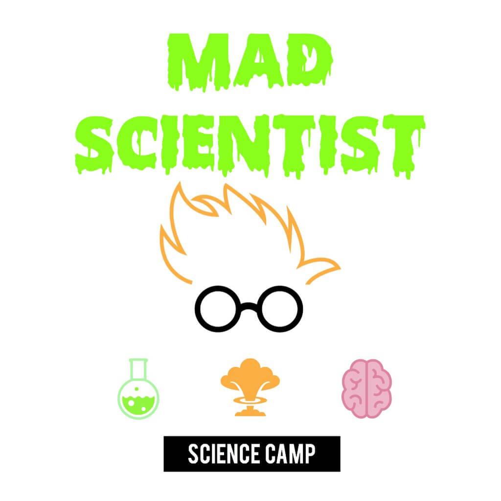 Mad Scientist Summer Camp – July 22-24 – Morning