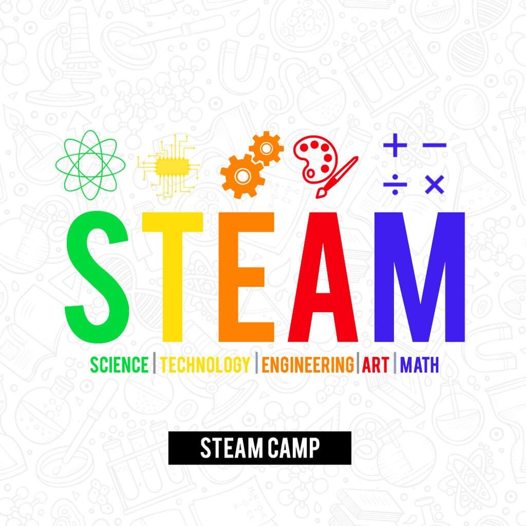STEAM Summer Camp – June 17-19 Morning