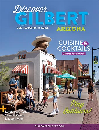 Discover Gilbert, Arizona - Top Attractions, Local Food