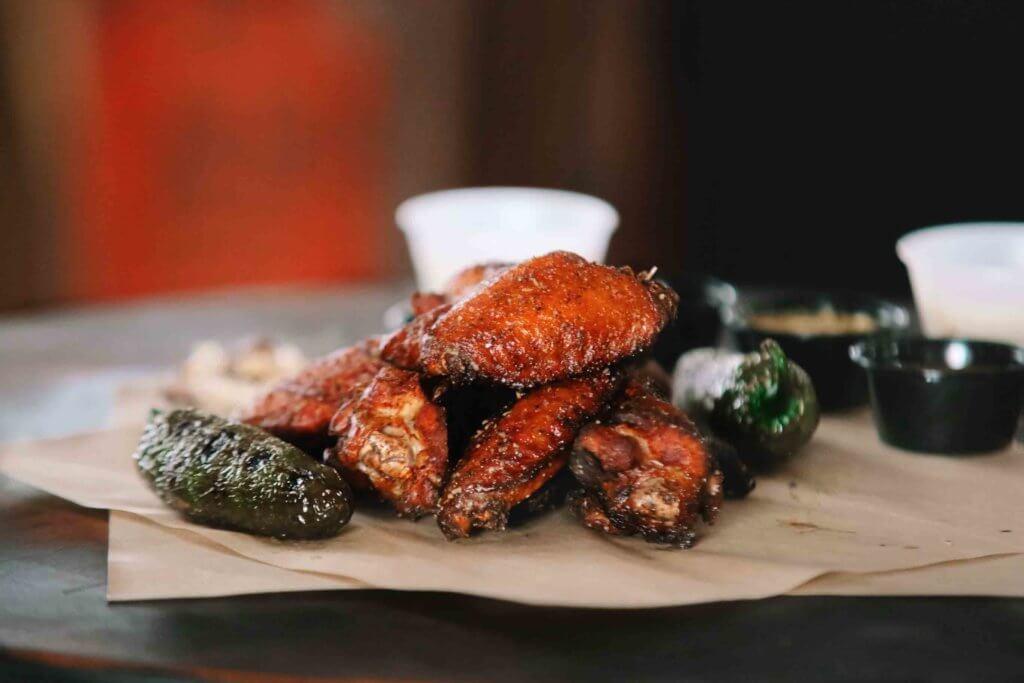 AZ Company BBQ Dry Rub Wings