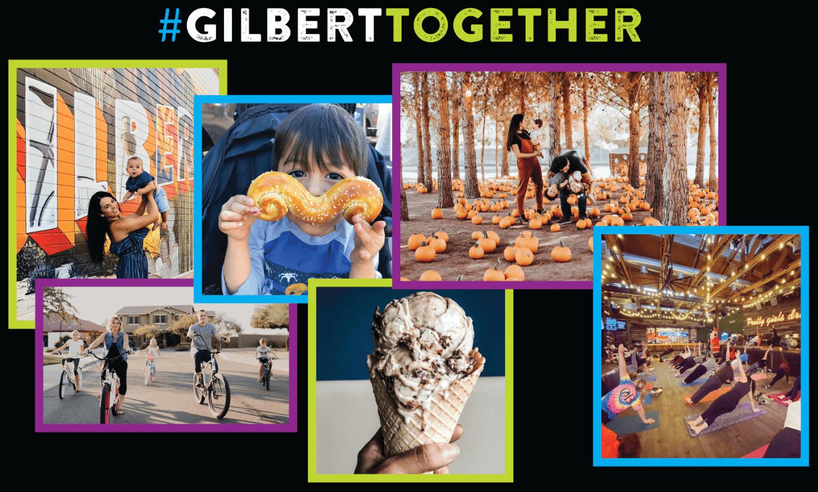 #GilbertTogether