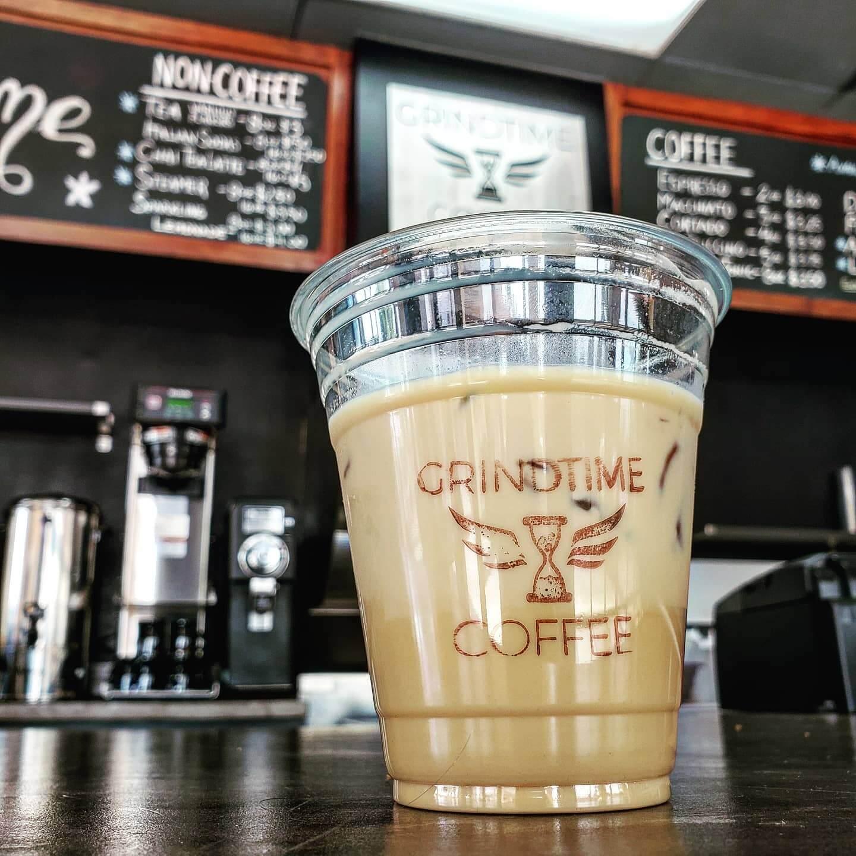 GrindTime Coffee