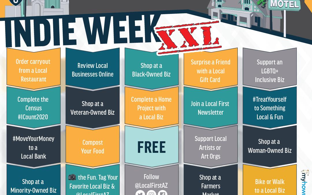 Local First's Indie Week