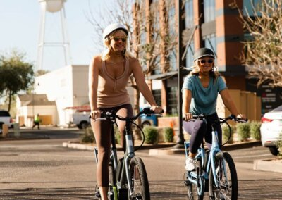 Get Outside and Bike in Gilbert!