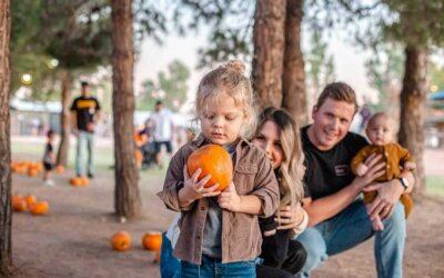 Fall Fun in Gilbert, Arizona