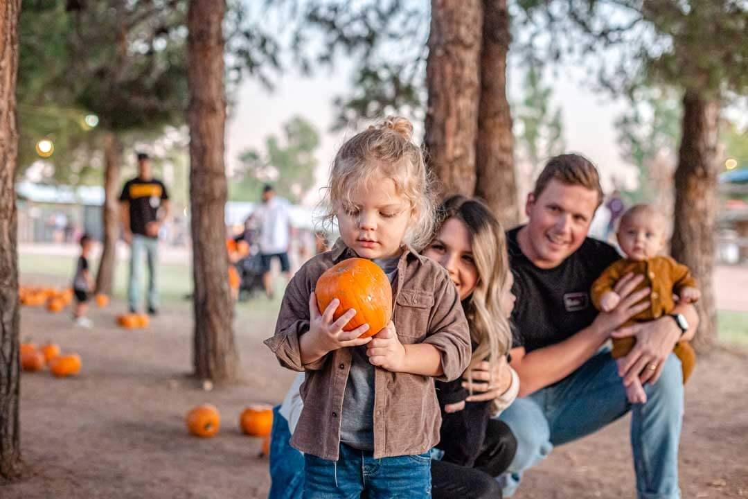 Fall Fun in Gilbert, Arizona