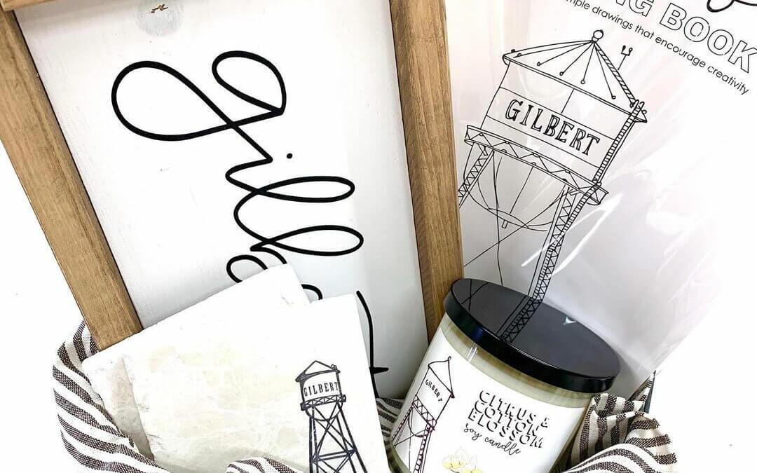 Studio 223 Gift Basket